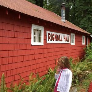 Dorothy at Rignall II