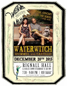 Waterwitch Presents Waterwitch!